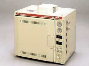 GC-8A Basic Gas Chromatograph from Shimadzu