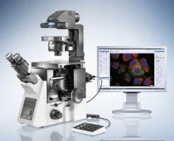 IX73 Inverted Microscope from Olympus Life Science Solutions