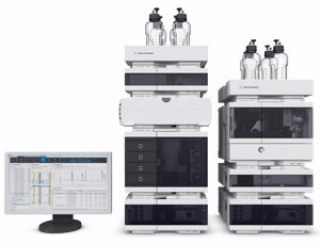 Agilent Technologies' 1260 Infinity II LC System