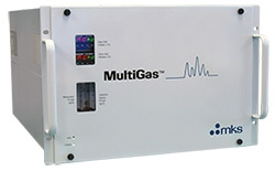 MultiGas 2030 CEM Continuous Emissions Monitoring Gas Analyzer from MKS Instruments