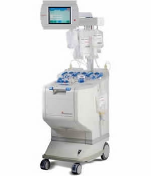 Fresenius Kabi's Amicus Apheresis Collection System