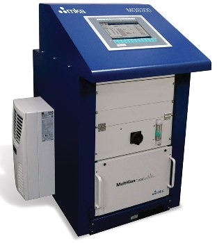 MGS300 Certified FTIR-based Continuous Emissions Monitoring System from MKS Instruments