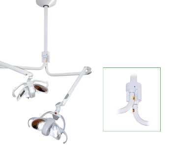 DUO Ceiling Fixing System from FARO