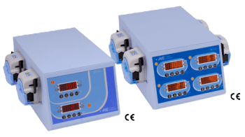 Dual and Tetrad Peristaltic Pump from Major Science