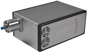 Arcoptix's FT-IR Rocket Spectrometer