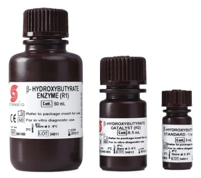 Beta-Hydroxybutyrate LiquiColor Assay from EKF Diagnostics