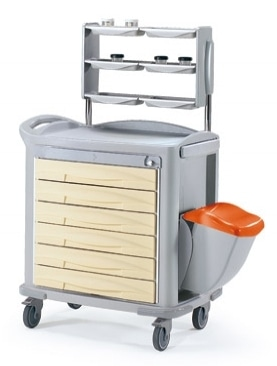 Medication Cart from Favero Health Projects Spa