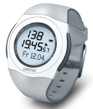 SPM 25 Heart Rate Monitor from Sanitas