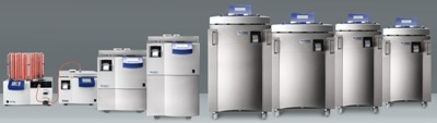 Systec Mediaprep for Preparation, Sterilization and Sterile Filling of Liquids