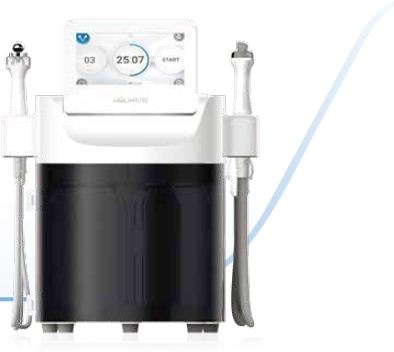 AQUAPURE Smart Genuine Facial Care System from Cluederm