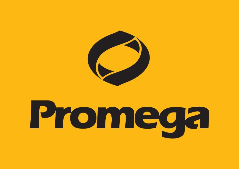 Promega Corporation logo.
