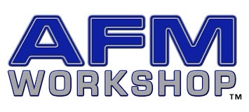 AFM Workshop logo.