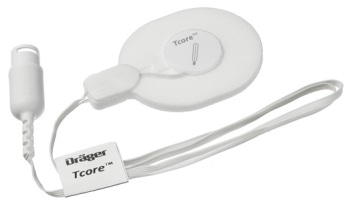 Tcore Temperature Monitoring System from Dräger
