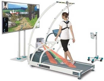 zebris Medical's Rehawalk System for Treating Gait Disorders
