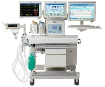 Perseus A500 Anaesthesia Machine from Dräger