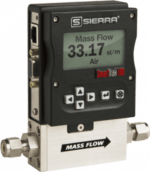 Sierra Instruments' SmartTrak 100 Premium Digital Mass Flow Controllers and Mass Flow Meters