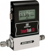 Sierra Instruments' SmartTrak 50 Economical Digital Mass Flow Controllers & Mass Flow Meters