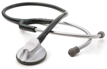 Adscope 612 Platinum Clinician Stethoscope from ADC