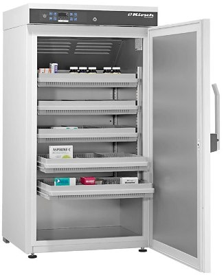 Pharmaceutical Refrigerator MED-288 from Kirsch