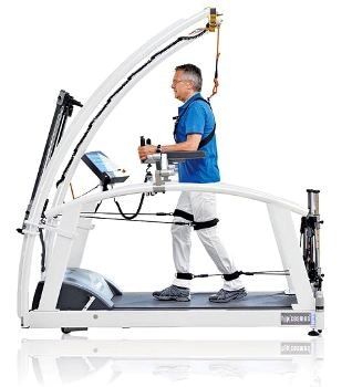 h/p/cosmos robowalk for Neurological Gait Therapy / Gait Training