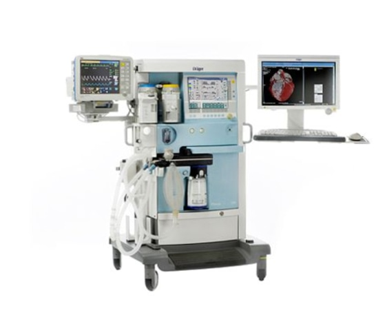 Primus Infinity Empowered Anesthesia Machine from Dräger