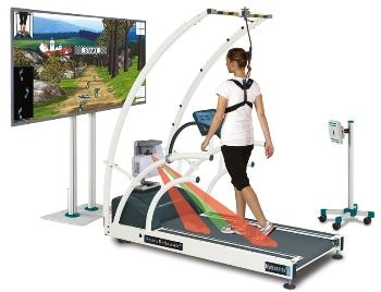 zebris Rehawalk Gait Analysis System from h/p/cosmos