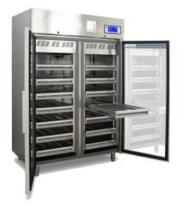 Blood Bank Refrigerators from tritec