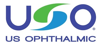US Ophthalmic logo.