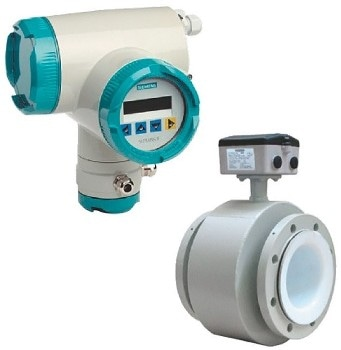 Siemens TRANSMAG 2 Magnetic Flow Meter from iCenta
