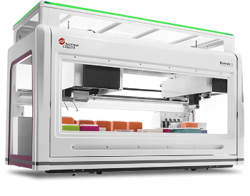 Beckman Coulter's Biomek i7 Automated Liquid Handling Workstation