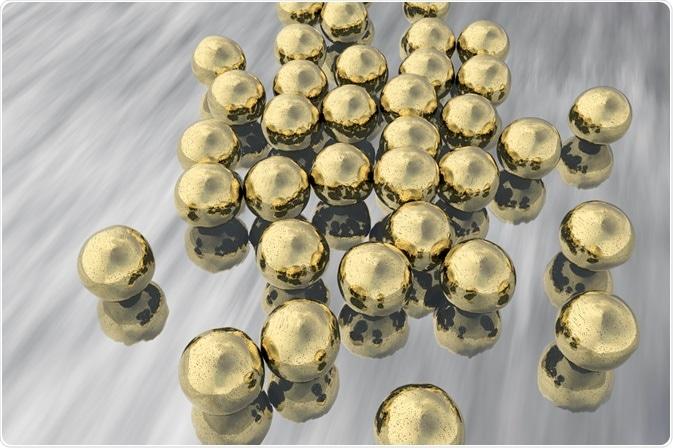 Síntesis Del Nanoparticle Del Oro