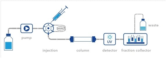 High Quality Purification of Proteins Through Liquid Chromatography