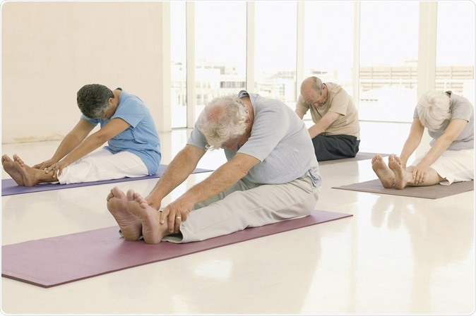 Exercising three times a week can improve brain power in seniors