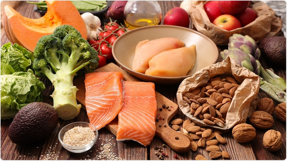 Western diet contains  large amount fat
