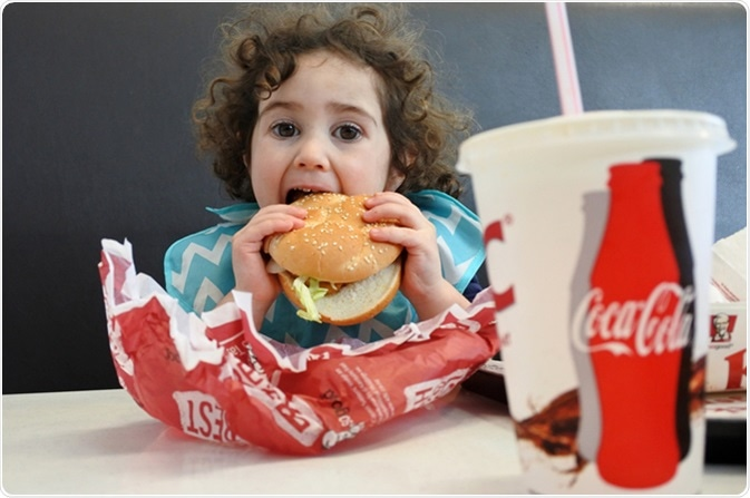 Unhealthy Diet During Pregnancy Could >> How Fast Food Affects Children S Health