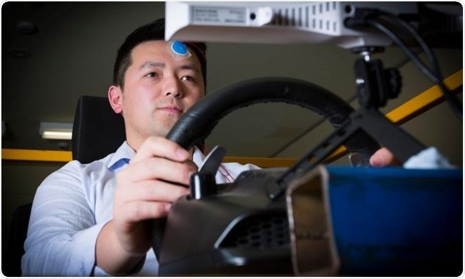 PhD Neng Zhang - Hlavný autor, výskumník vo virtuálnom simulátore