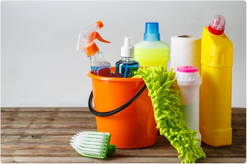 Household Disinfectants Could Be Making >> Household Disinfectants Could Contribute To Obesity Risk In