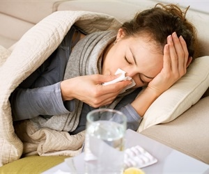 Flu-like illnesses could increase the risk of stroke and neck artery dissections