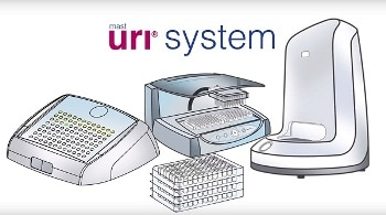 Mast Uri System for Microbiological Analysis of Urine Samples