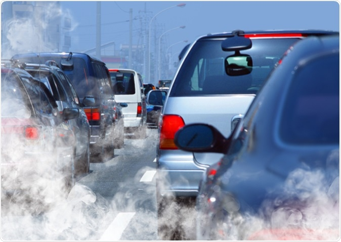 Air pollution. Image Credit: Ssuaphotos / Shutterstock