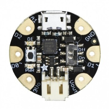Tiny Electronic Platform for Wearable Products