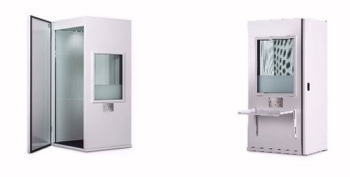Audiology Booths from IAC Acoustics