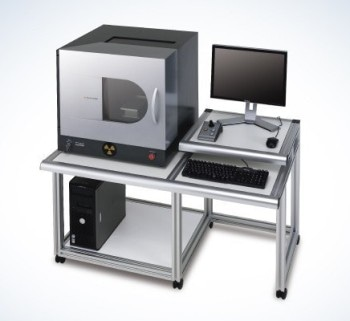µB3500 CT-Mountable Desk-top Size X-ray Inspection System