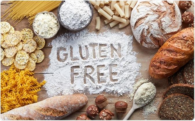 Gluten free food. Image Credit: Baibaz / Shutterstock