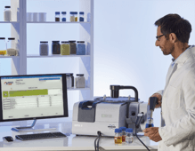 MPA II FT-NIR Analyzer from Bruker