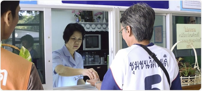 World Bank/Trinn Suwannapha. Methadone Maintenance Therapy is offered in Thailand to reduce harm for people dependent on injected opioids, like heroin.
