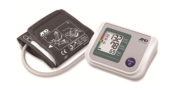 UA-767S-W Digital Blood Pressure Monitor from A&D Medical