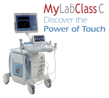 MyLab ClassC: High-Level Ultrasound Scanner from Esaote