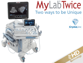 Esaote Offers Unique Point-of-Care Ultrasound, MyLab Twice