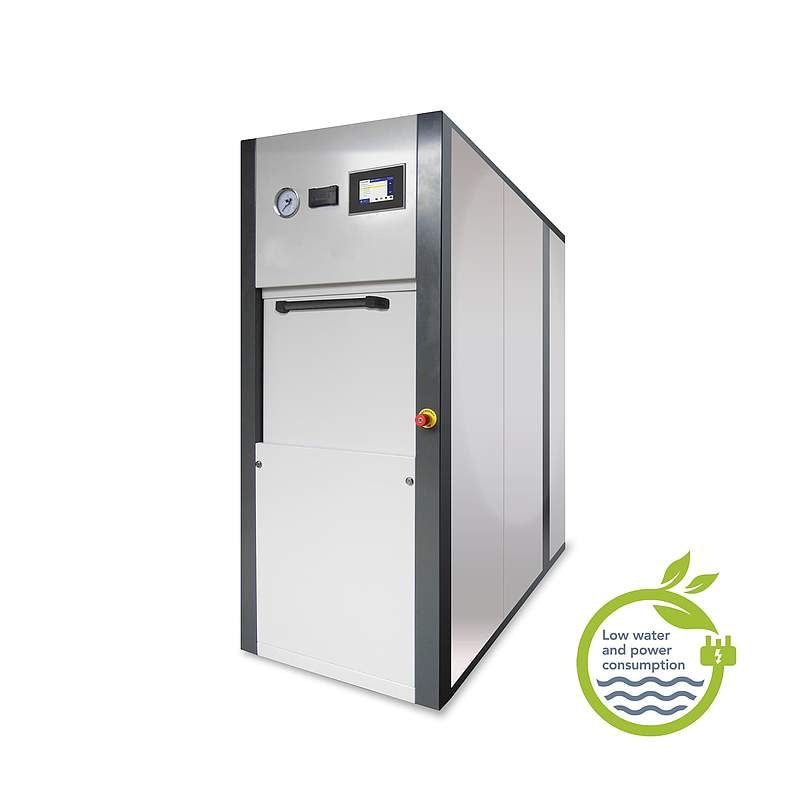 Square Eco Autoclave from Astell Scientific